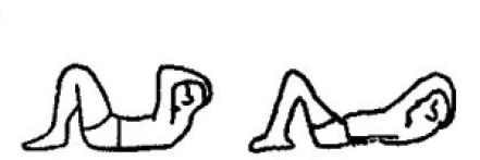 exercicio_1_coluna_vertebral. Quais os exercícios para dor na coluna? Alongamento do quadríceps Ao alongar a musculatura da frente da coxa, você consegue elevar a frente do quadril, abaixando a parte de trás do quadril, e assim descomprime a coluna lombar, afasta as vértebras lombares e protege o nervo ciático.