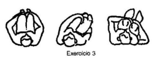 exercicio_3_coluna_vertebral. Quais os exercícios para dor na coluna? Alongamento do quadríceps Ao alongar a musculatura da frente da coxa, você consegue elevar a frente do quadril, abaixando a parte de trás do quadril, e assim descomprime a coluna lombar, afasta as vértebras lombares e protege o nervo ciático.