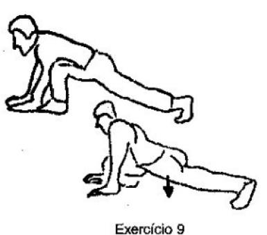 exercicio_9_coluna_vertebral. Quais os exercícios para dor na coluna? Alongamento do quadríceps Ao alongar a musculatura da frente da coxa, você consegue elevar a frente do quadril, abaixando a parte de trás do quadril, e assim descomprime a coluna lombar, afasta as vértebras lombares e protege o nervo ciático.